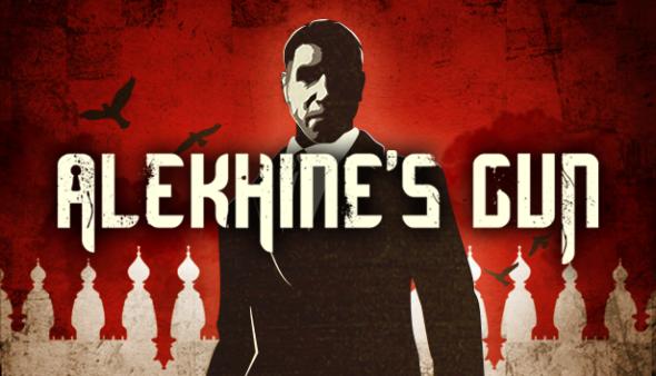 Alekhine's Gun launches on Steam