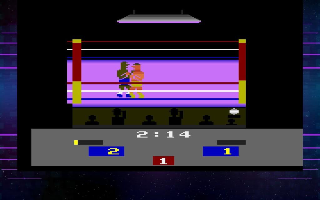 Atari Vault 1