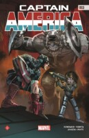 Captain America #003 – Comic Book Review