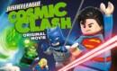 Lego DC Comics Super Heroes: Justice League – Cosmic Clash (DVD) – Movie Review