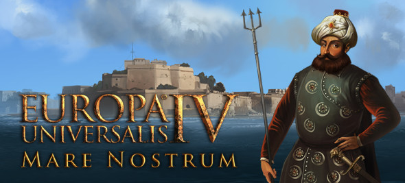 New Europa Universalis IV expansion 'Mare Nostrum' to set sail soon