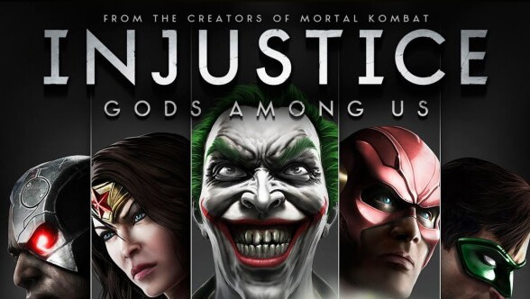 Batman and Superman duke it out in Injustice: Gods Among Us Mobile