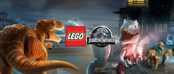 Lego Jurassic World available on mobile devices