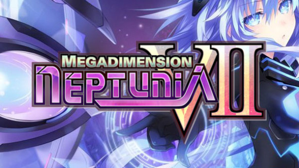 Megadimension Neptunia VII title2