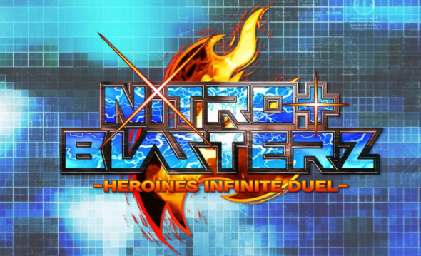 This April heroines will battle it out in Nitroplus Blasterz