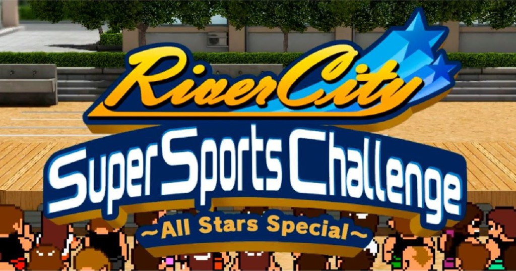 River City Super Sports Challenge All Stars Special