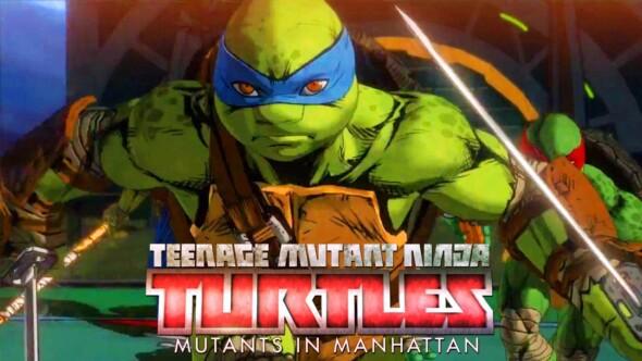 Teenage Mutant Ninja Turtles gets new trailer