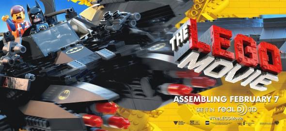 New trailer for The LEGO Batman Movie