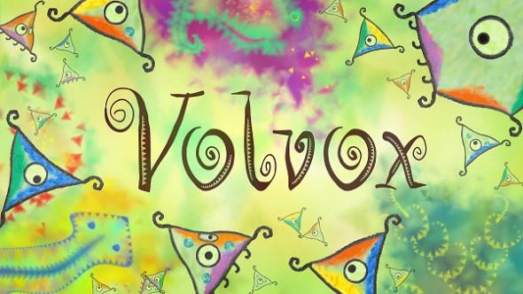 VolvoxCover