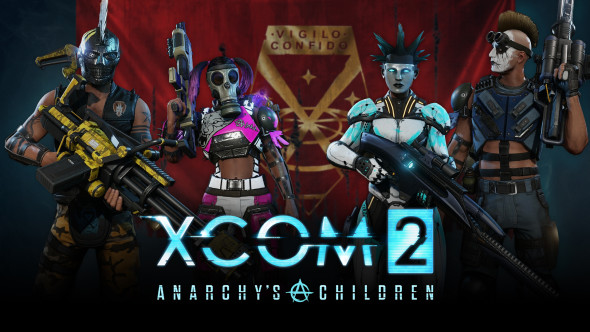 "XCOM 2 DLC ""Anarchy's Children"" available March 17th"