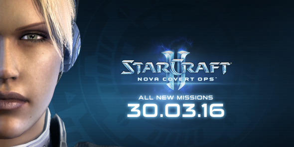 Starcraft's 3.2.0 patch introduces Nova Covert Ops and many other updates
