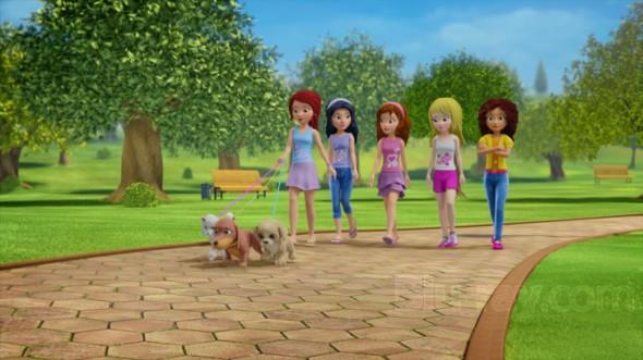 3rd-strike.com | LEGO Friends: Girlz 4 Life (DVD) – Movie Review