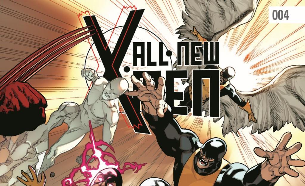 All New X-Men #004 Banner