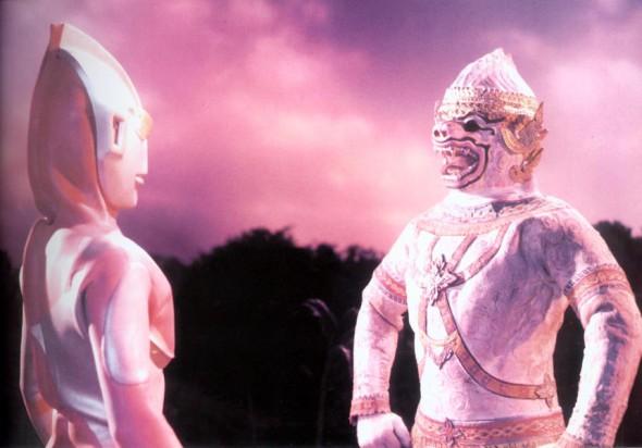 Hanuman vs 7 Ultraman 1