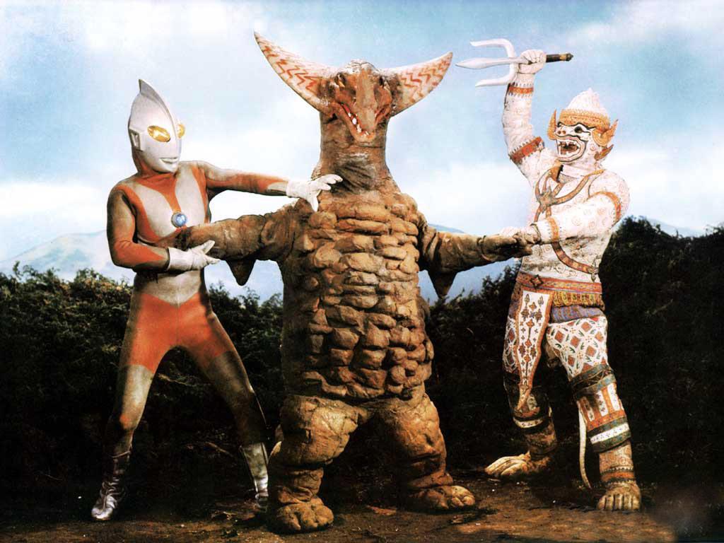 Hanuman vs 7 Ultraman 2