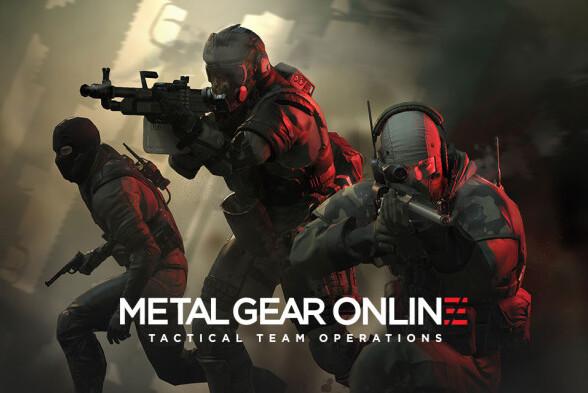 Prepare yourself to survive in Metal Gear Online
