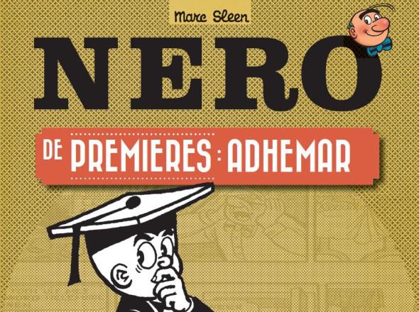 Nero de Premieres Adhemar De Zoon van Nero Banner