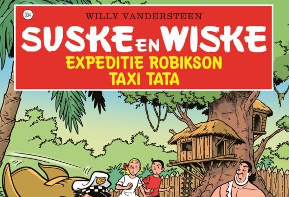 Suske en Wiske #334 Featured