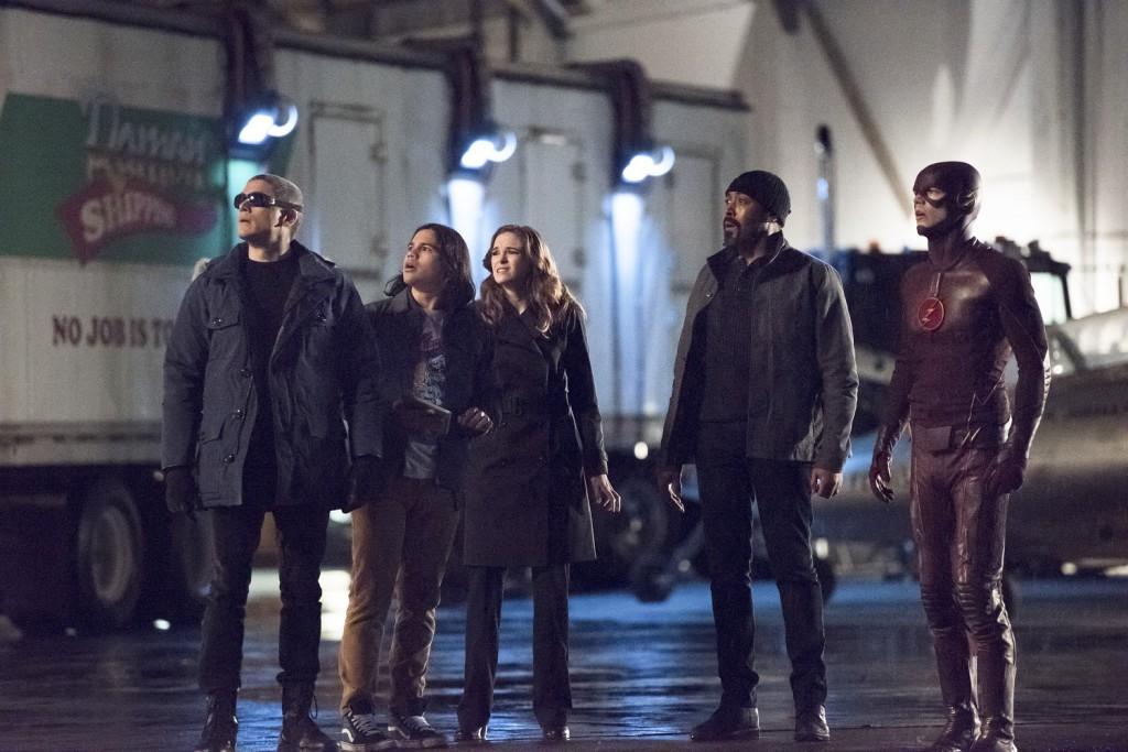 The Flash Season 1 - 1