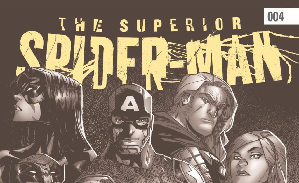 The Superior Spider-Man #004 Banner