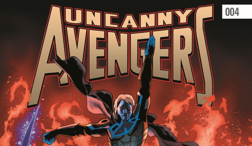 Uncanny Avengers #004 Banner