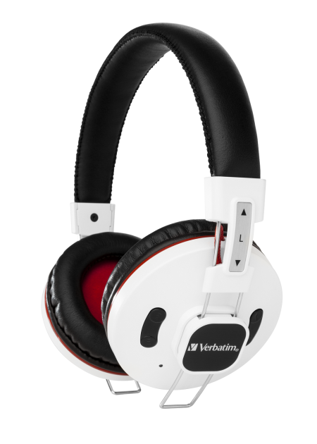 Verbatim Bluetooth Headphones 2