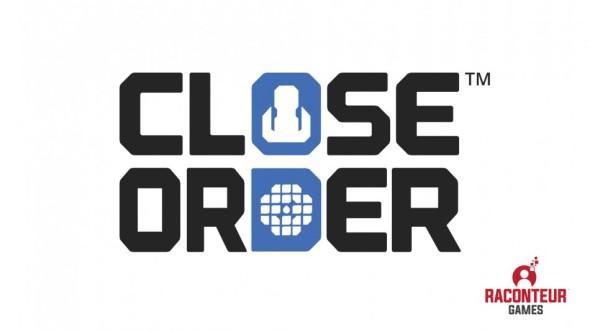 close order title sleek