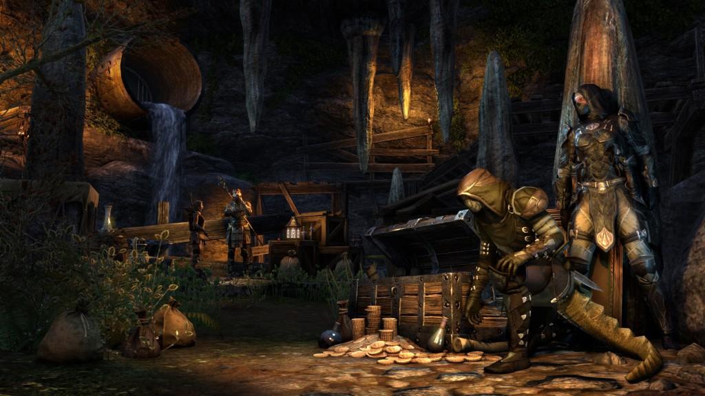 the elder scrolls online tamriel unlimited thieves guild 02
