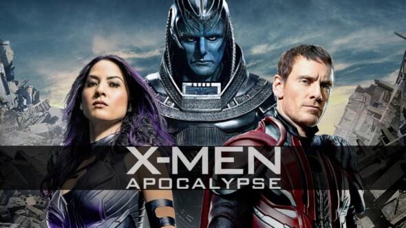 New trailer for X-Men: Apocalypse