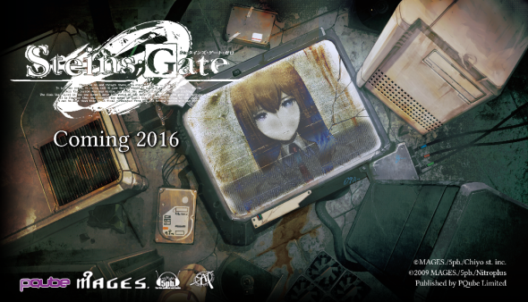 Steins;Gate 0 is coming to Europe and North America in 2016