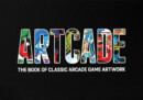 ARTCADE – The book of classic arcade game artwork – Book Review