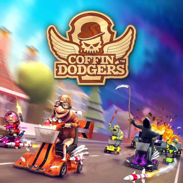 Coffin Dodgers Released Today!