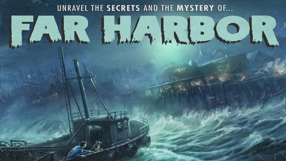 Fallout 4: Far Harbor will be released tomorrow!