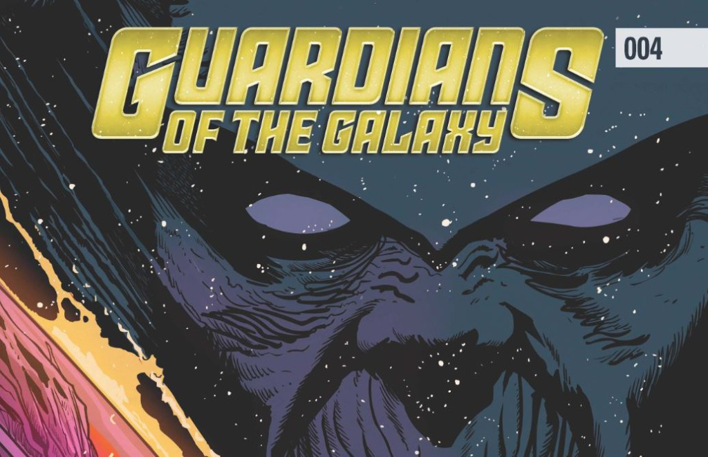 Guardians of the Galaxy #004 Banner