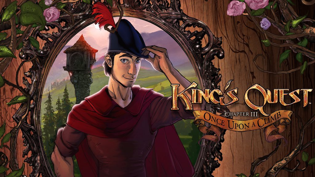 Kings Quest Once Upon A Climb Title
