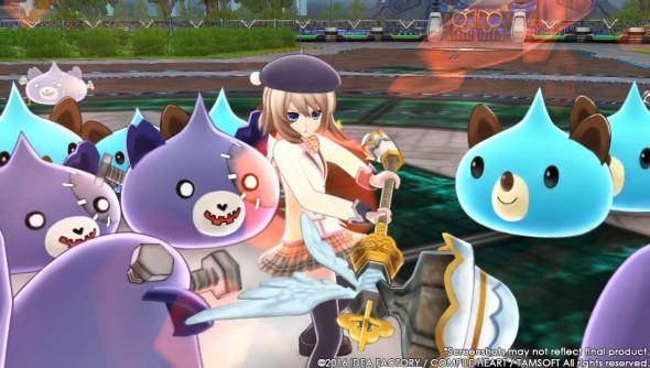 MegaTagmension Blanc + Neptune VS Zombies 2