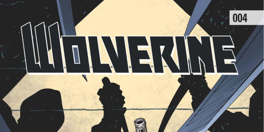 Wolverine #004 Banner