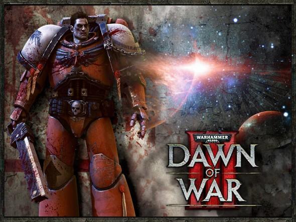 Announcement trailer for Warhammer 40,000: Dawn of War III