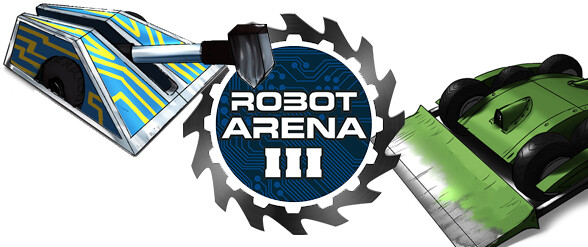 Robot Arena III announced for Steam