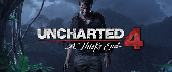 Uncharted 4: A Thief's End out today on PS4