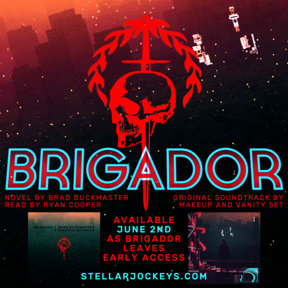 Isometric Mech-Shooter Brigador – Ready For Launch