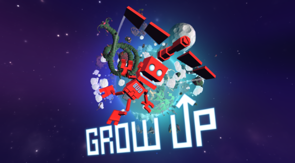 Acrobatic Adventure Game 'Grow Up' Announced