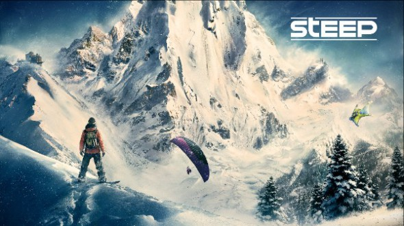 Open World Sports Game 'Steep' Announced
