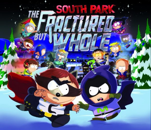 South Park: The Fractured But Whole is gold!
