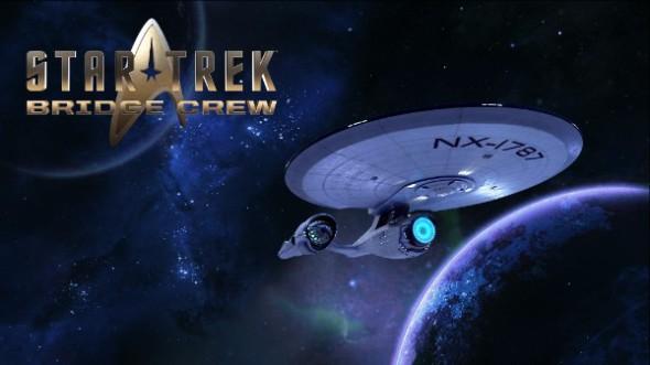 Star Trek: Bridge Crew announced