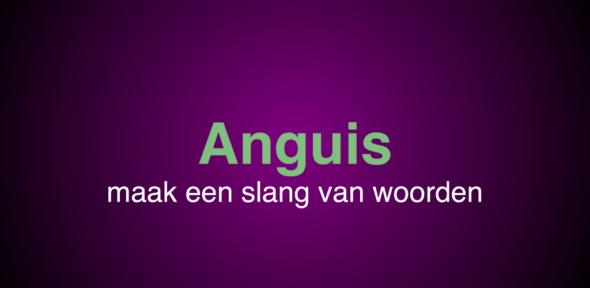 Anguis hits Google Play Store