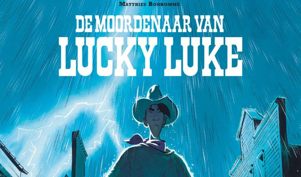 De Moordenaar van Lucky Luke Banner