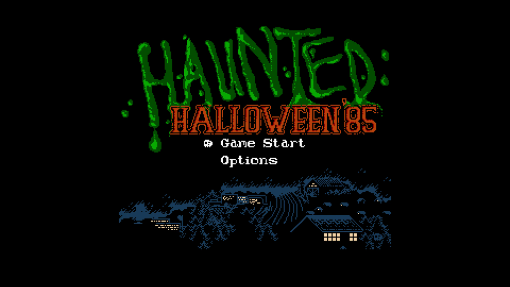 Haunted Halloween 85