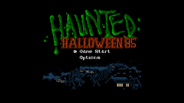 Get into the mood for Halloween with Haunted: Halloween '85