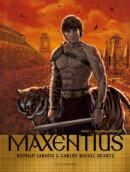 Maxentius Boek 1: De Nika-opstand – Comic Book Review